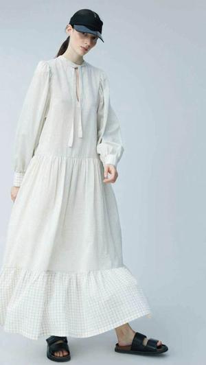 芸能人がヒルナンデス!で着用した衣装ワンピース、カットソー