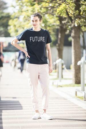 芸能人がTV fanで着用した衣装シャツ