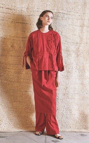 芸能人がイベント ラーヤと龍の王国で着用した衣装ワンピース