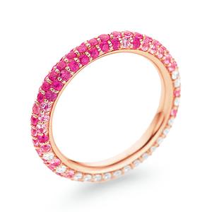 芸能人がNO CALL NO LIFEで着用した衣装指輪