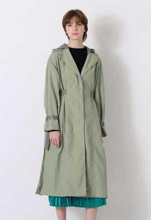 芸能人がコントが始まるで着用した衣装コート