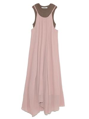 芸能人が桜の塔で着用した衣装ワンピース