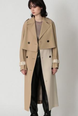 芸能人が桜の塔で着用した衣装コート