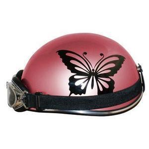 芸能人がガールズ・ステップで着用した衣装ヘルメット
