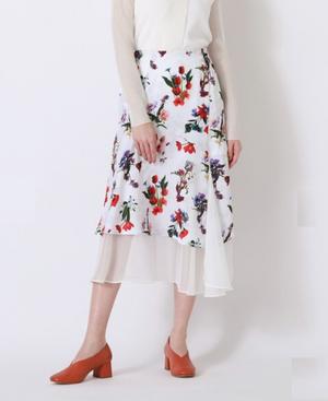 芸能人が着飾る恋には理由があってで着用した衣装スカート