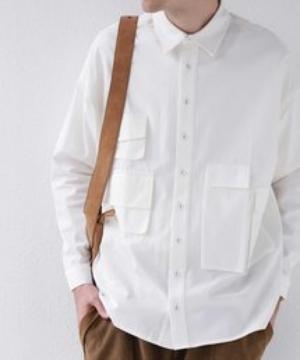 芸能人が理想のオトコで着用した衣装シャツ/ブラウス