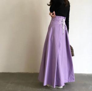 芸能人がRakuten Brand Day 人気ブランドコレクション SPECIAL LIVEで着用した衣装スカート