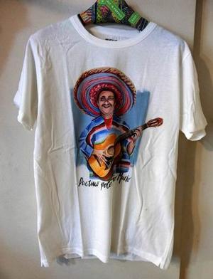 芸能人があのときキスしておけばで着用した衣装Tシャツ