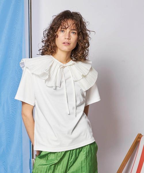 芸能人があざとくて何が悪いの?で着用した衣装シャツ / ブラウス
