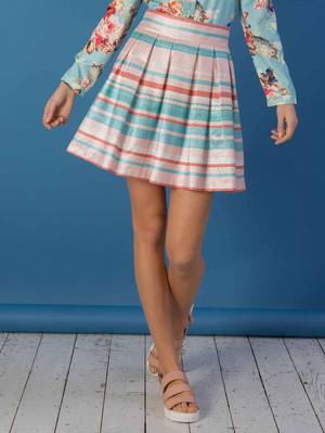 芸能人がブログで着用した衣装トップス / スカート