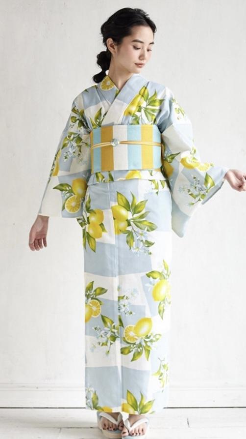 芸能人がイベント ハニーレモンソーダで着用した衣装和装