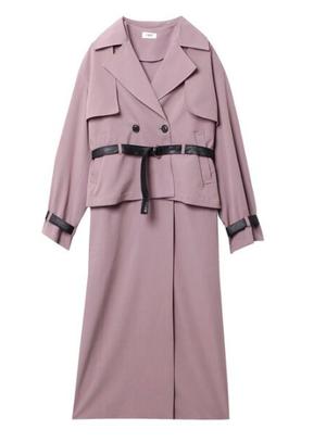 芸能人がイタイケに恋してで着用した衣装コート