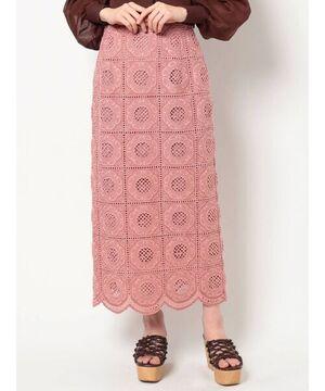 芸能人が彼女はキレイだったで着用した衣装スカート