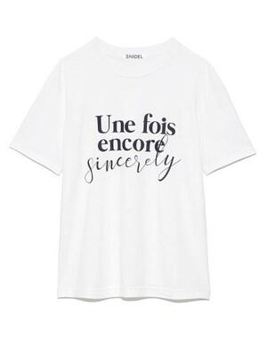 芸能人が雑誌 otonaMUSEで着用した衣装Tシャツ