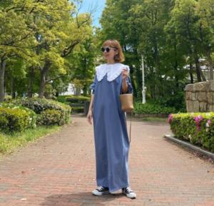 芸能人が世界ハプニング珍動画グランプリで着用した衣装ワンピース