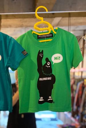 芸能人が#家族募集しますで着用した衣装Tシャツ