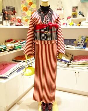 芸能人がプロミス・シンデレラ で着用した衣装着物