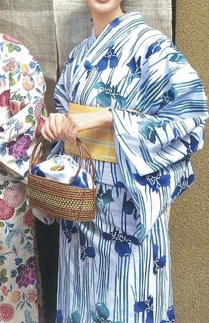 芸能人がプロミス・シンデレラ で着用した衣装浴衣