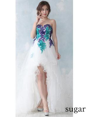 芸能人がイタイケに恋してで着用した衣装ドレス