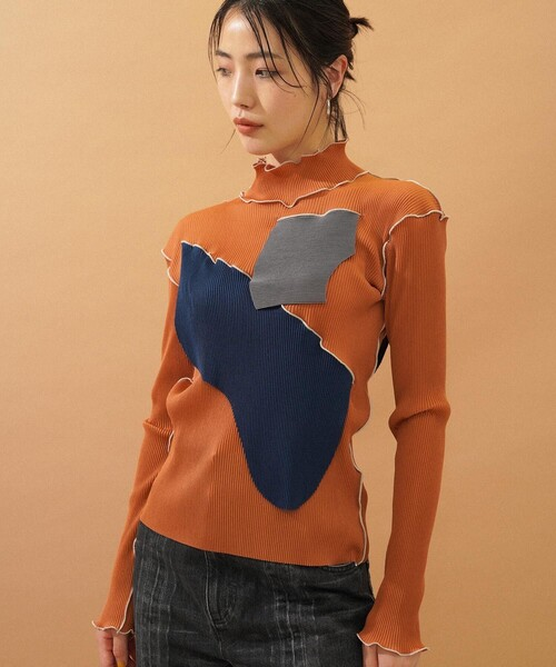 芸能人が沸騰ワード10で着用した衣装カットソー