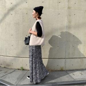 芸能人がI&Iグループ TV-CMで着用した衣装スカート