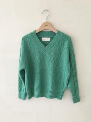 芸能人が草の響きで着用した衣装ニット/セーター