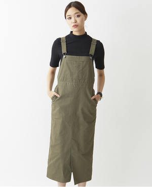 芸能人が恋です!〜ヤンキー君と白杖ガール〜で着用した衣装ジャンパースカート
