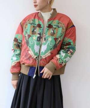芸能人がアンラッキーガール!で着用した衣装ブルゾン