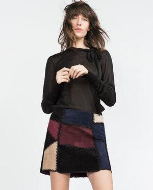 芸能人がサイレーン 刑事×彼女×完全悪女で着用した衣装スカート