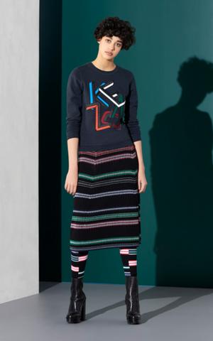 芸能人がBeauTV ~VOCEで着用した衣装トップスとスカート