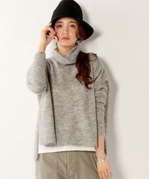 芸能人が東京メトロで着用した衣装ワンピース/ニットワンピース