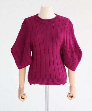 芸能人がじゅん散歩で着用した衣装ニット/セーター