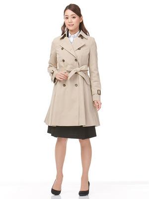 芸能人がサイレーン 刑事×彼女×完全悪女で着用した衣装コート
