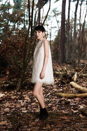 芸能人がブログで着用した衣装ワンピース/ドレス
