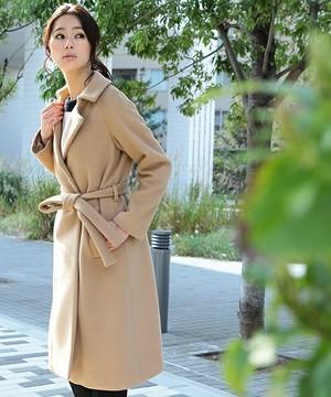 芸能人結婚しない女・キャリアウーマン・総合商社勤務が家族ノカタチで着用した衣装アウター