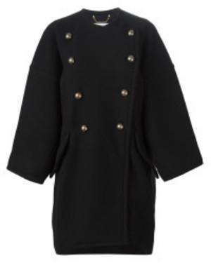 芸能人が小泉今日子50歳ニューヨークで着用した衣装コート