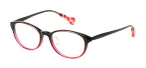 芸能人第2話ゲスト・女子高生がヒガンバナ~警視庁捜査七課~で着用した衣装メガネ