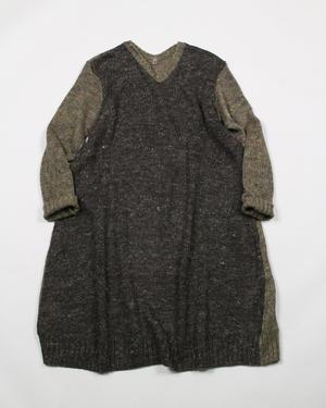 芸能人結婚しない女の母親が家族ノカタチで着用した衣装ワンピース