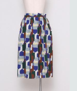芸能人がパチ魂で着用した衣装スカート