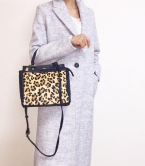 芸能人綺麗なお姉さん・専門学校の事務員がラヴソングで着用した衣装バッグ