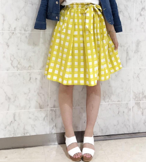 芸能人が早子先生、結婚するって本当ですか?で着用した衣装スカート