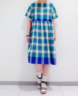 芸能人が司法教官・穂高美子4で着用した衣装ワンピース
