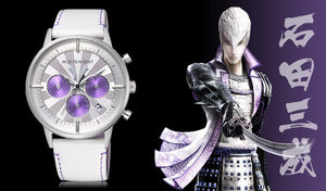 芸能人主役・新米編集者が重版出来!で着用した衣装腕時計