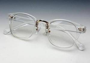 芸能人がTwitterで着用した衣装メガネ