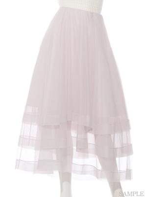 芸能人が奇跡体験アンビリバボー‼︎で着用した衣装スカート/ロングスカート