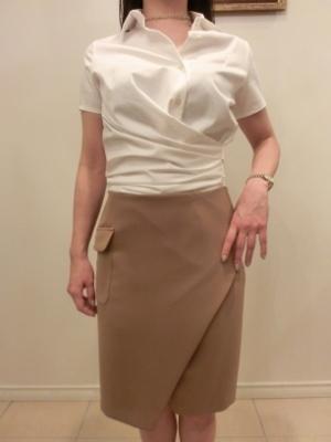 芸能人が白熱ライブビビットで着用した衣装スカート