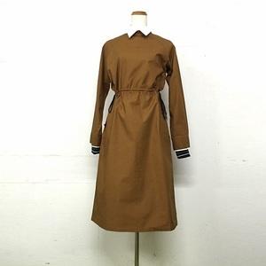芸能人がアメトーーク!で着用した衣装茶色のワンピース
