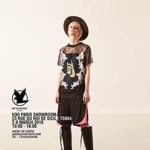 芸能人木下優樹菜が人間観察バラエティモニタリングで着用した衣装Tシャツ・カットソー