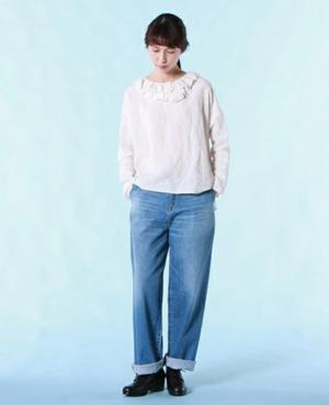 芸能人波瑠が関ジャニ∞ クロニクル 6月24日で着用した衣装ブラウス