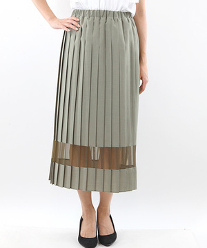 芸能人がサンデージャポンで着用した衣装スカート